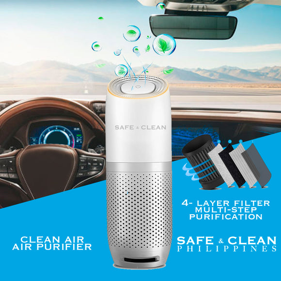 Safe & Clean | Clean Air - Air Purifier