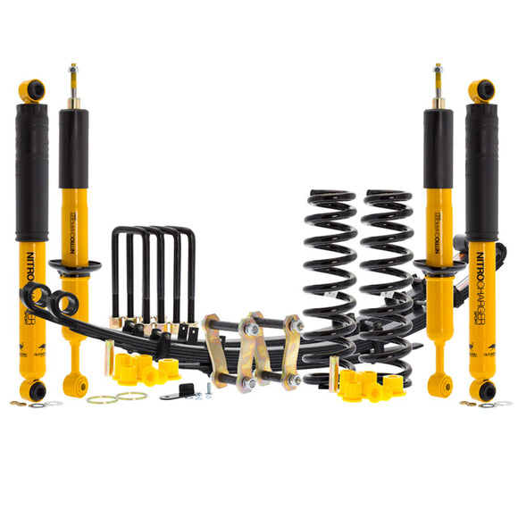 OLD MAN EMU Suspension Lift Kit for Toyota LC 70,73,74 Series SWB