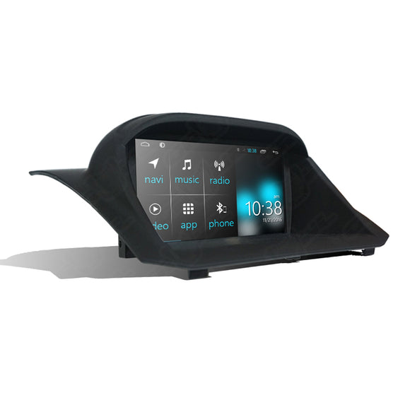 GROWL Ford FIESTA QD Head Unit - Android