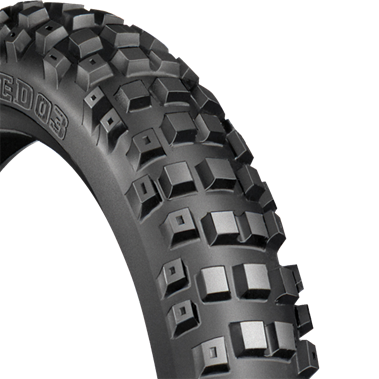 Bridgestone Gritty ED03 2.75-21 45P