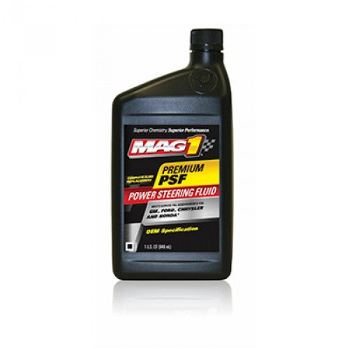 MAG1 Premium Power Steering Fluid
