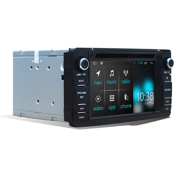 GROWL Mitsubishi Mirage Head Unit- (YLTT3-TK9112) 2+16