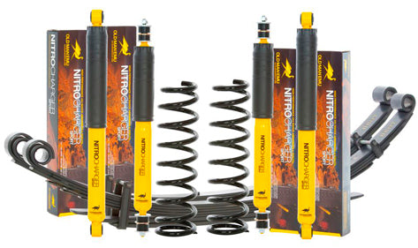 OLD MAN EMU Suspension 45mm Lift kit for Hilux Revo