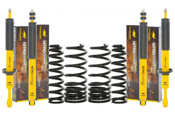 OLD MAN EMU Suspension Lift Kit for Ford Everest