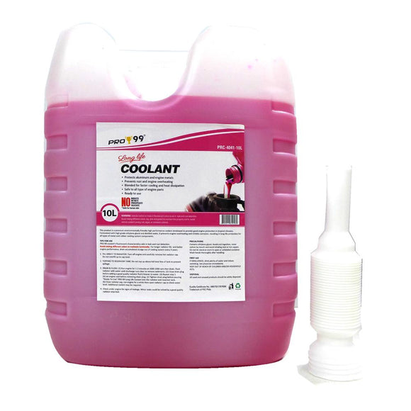 PRO99 LONGLIFE COOLANT ( Pink ) 10L