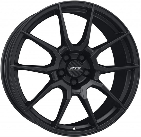 ATS Racelight Racing Black 8.5X20