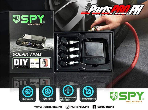 SPY Tire Pressure Monitoring EXTERNAL