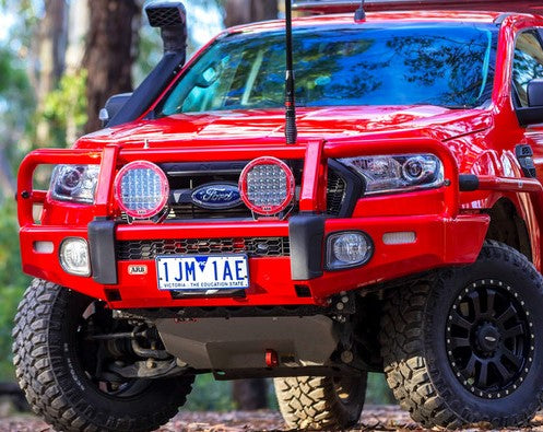 FORD RANGER ARB SUMMIT BAR FRONT