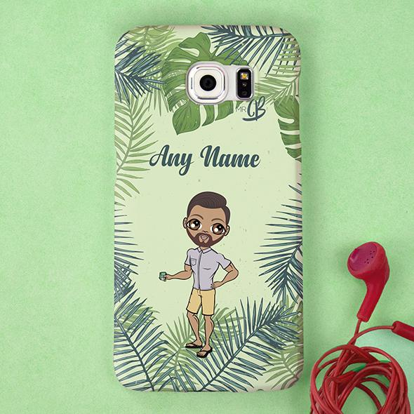 MrCB Personalized Tropical Phone Case - Image 3
