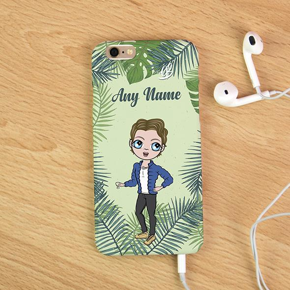 MrCB Personalized Tropical Phone Case - Image 2