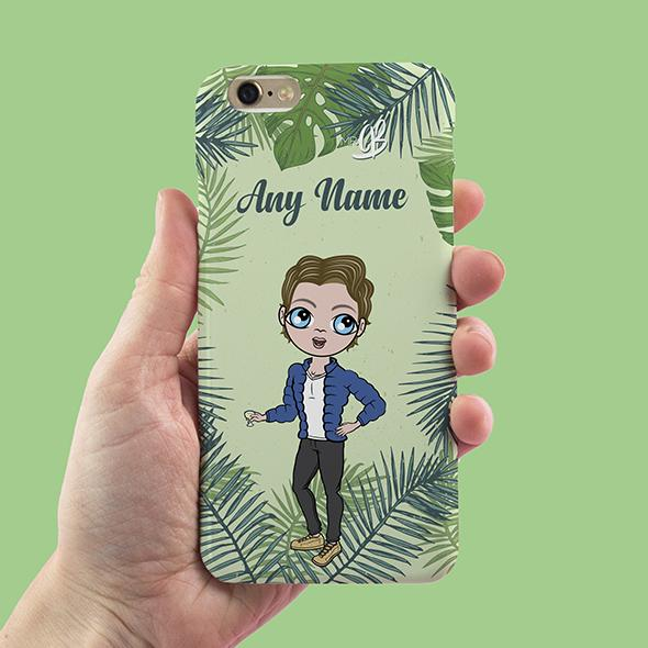 MrCB Personalized Tropical Phone Case - Image 1