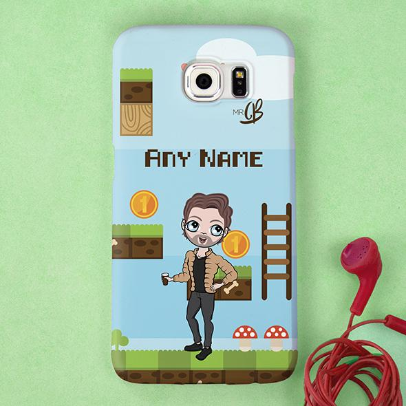 MrCB Gamer Personalized Phone Case - Image 0