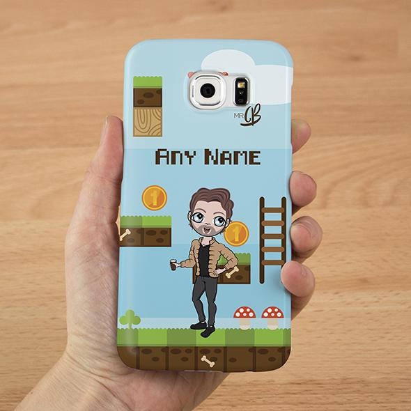 MrCB Gamer Personalized Phone Case - Image 3