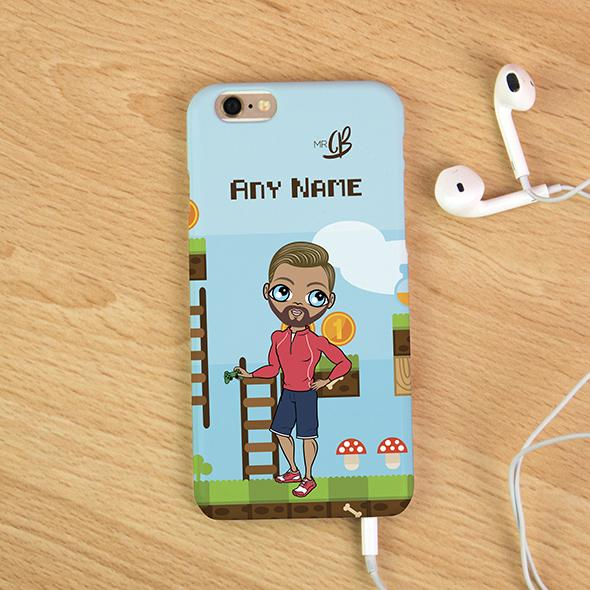 MrCB Gamer Personalized Phone Case - Image 2
