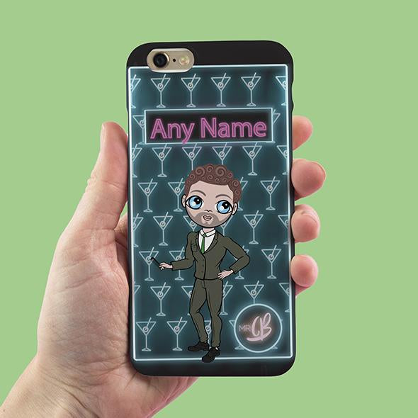 MrCB Cocktail Hour Personalized Phone Case - Image 2