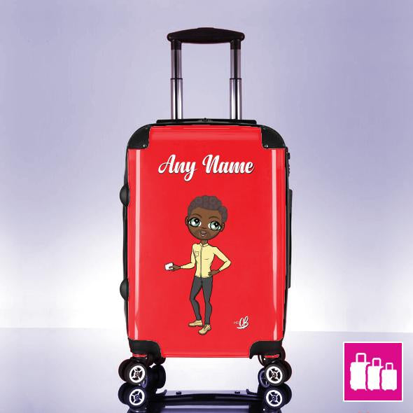 MrCB Red Suitcase - Image 0