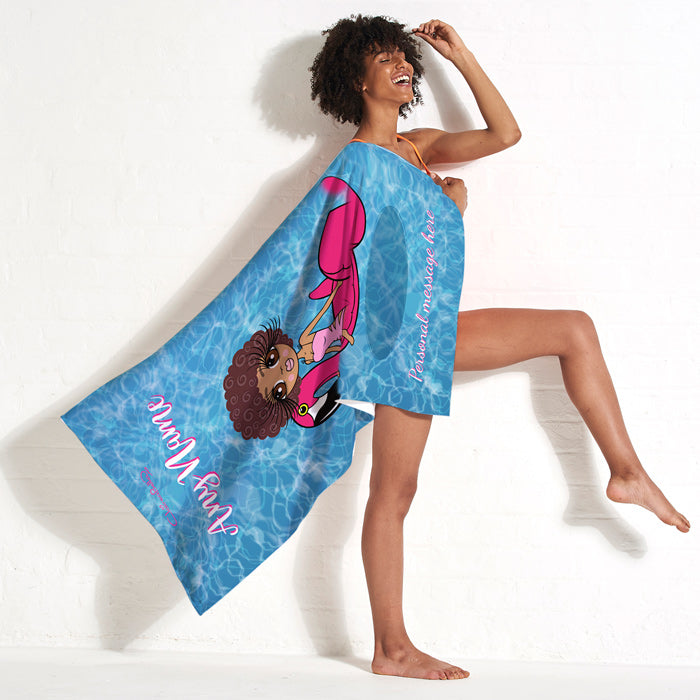 ClaireaBella Pool Side Beach Towel