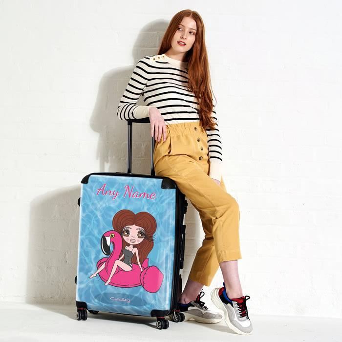 ClaireaBella Pool Side Suitcase - Image 1