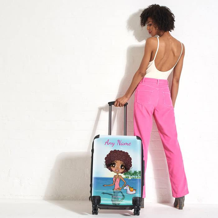 ClaireaBella Seaside Cocktails Suitcase - Image 2