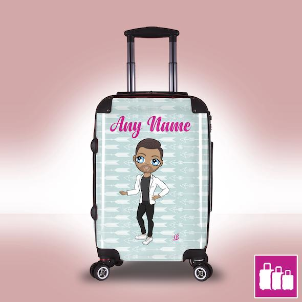 MrCB Cupid's Arrow Suitcase - Image 1