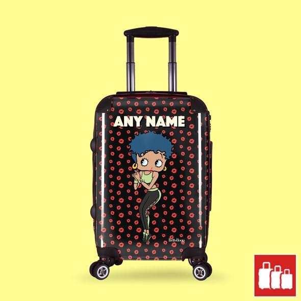 Betty Boop A Thousand Kisses Suitcase - Image 0