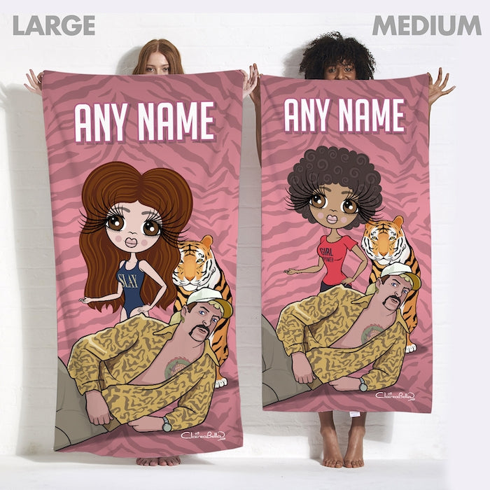 ClaireaBella Exotic Beach Towel - Image 3