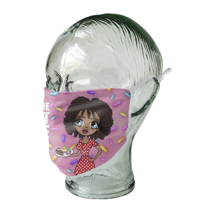 ClaireaBella Personalized Donut Reusable Face Covering - Image 7