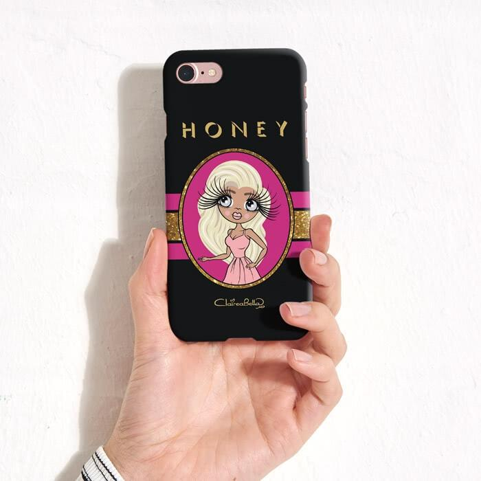 ClaireaBella Personalized Slogan Phone Case - Image 7