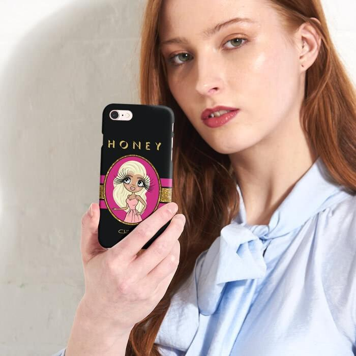 ClaireaBella Personalized Slogan Phone Case - Image 2