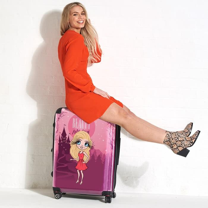 ClaireaBella The Beauty Suitcase - Image 0