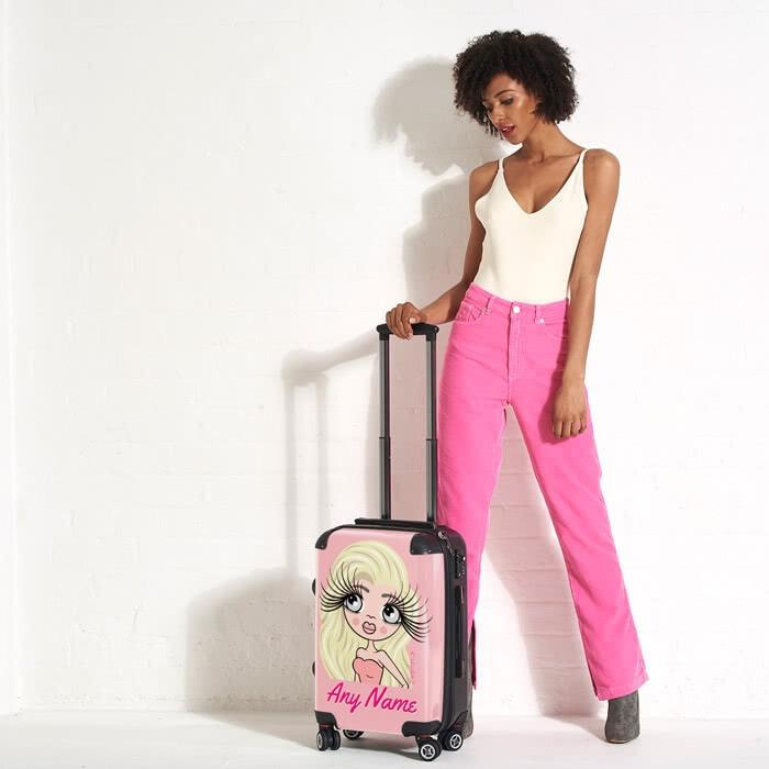 ClaireaBella Close Up Suitcase - Image 2