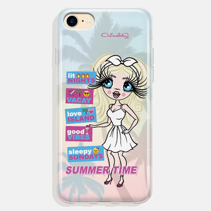 ClaireaBella Personalized Summertime Phone Case - Image 0