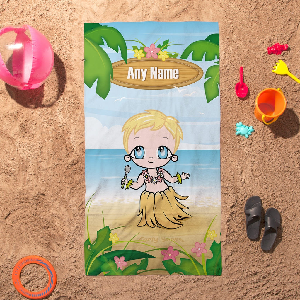 Early Years Hula Beach Towel - Image 5
