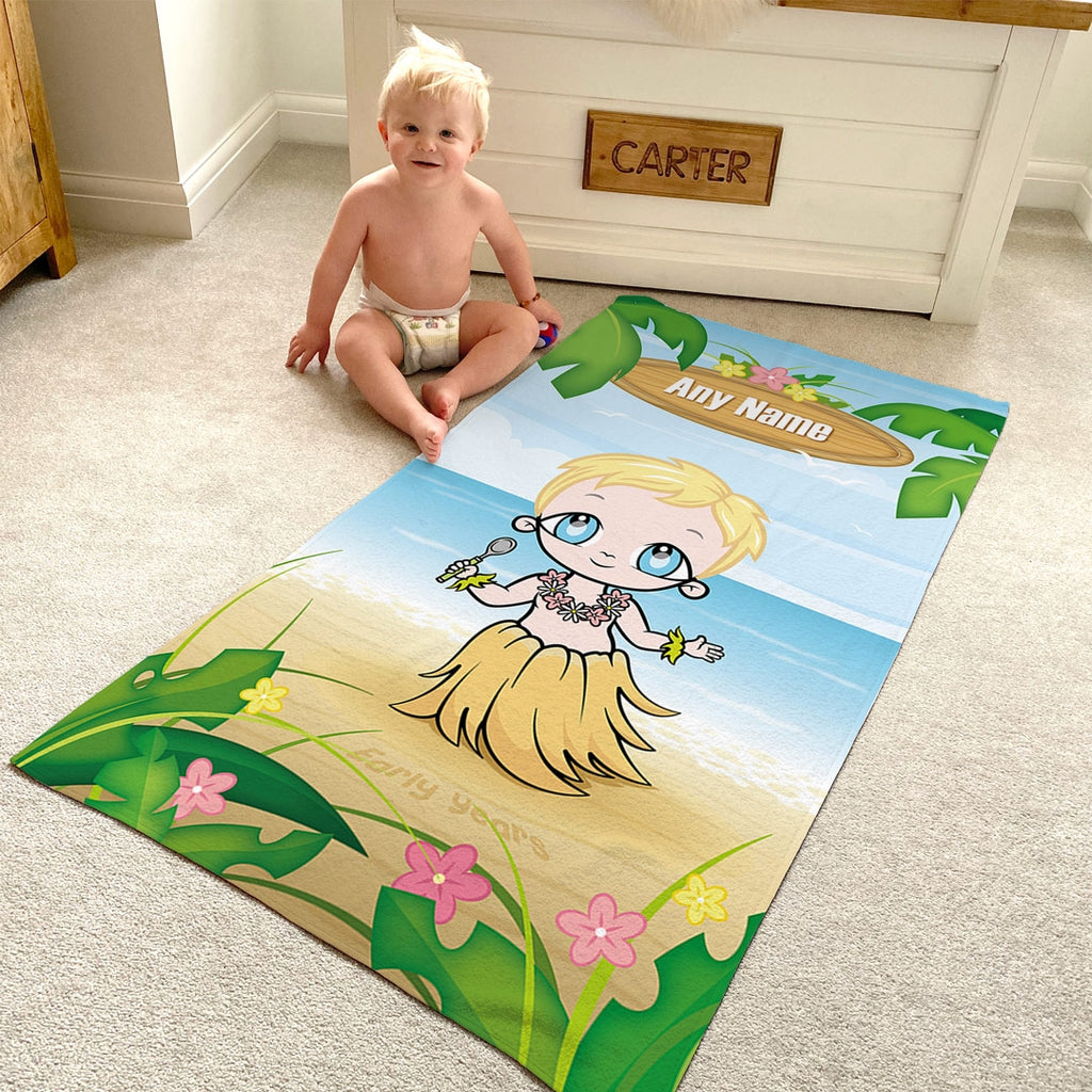 Early Years Hula Beach Towel - Image 3