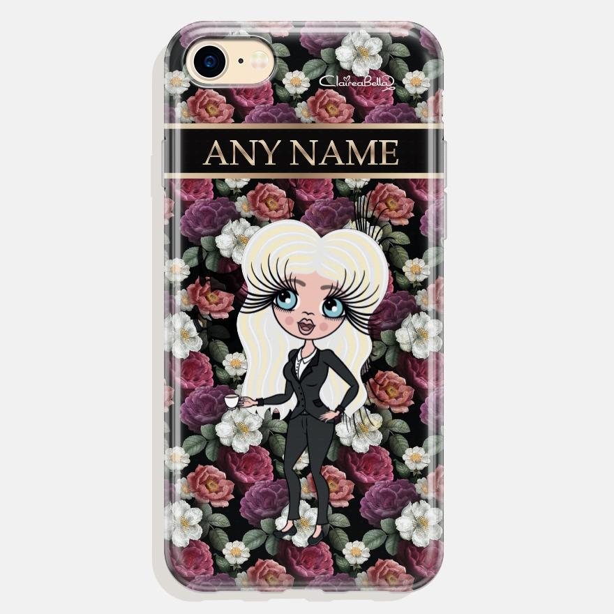 ClaireaBella Floral Phone Case - Image 3