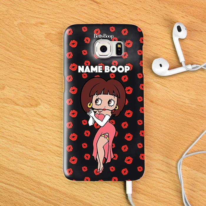 Betty Boop A Thousand Kisses Phone Case - Image 2