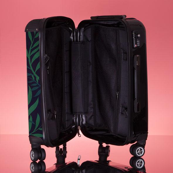 ClaireaBella Tropical Suitcase - Image 7