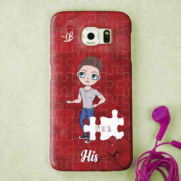 MrCB Piece of Me Phone Case - Image 0