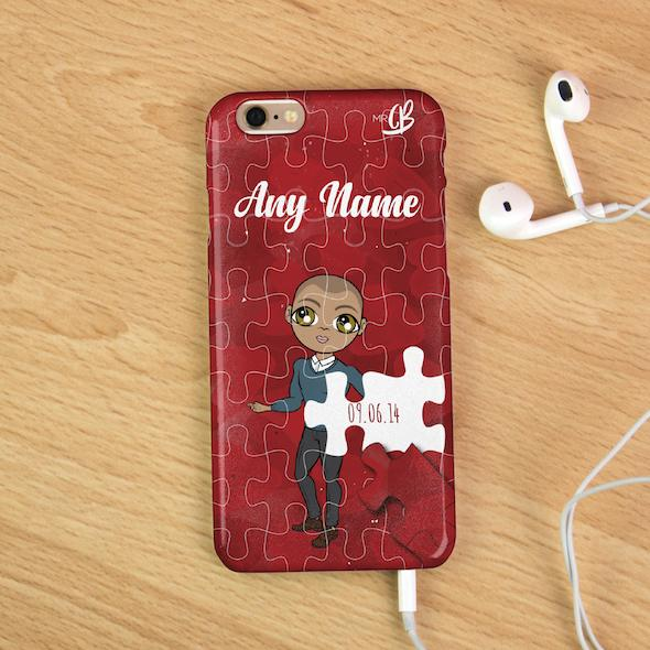 MrCB Piece of Me Phone Case - Image 1