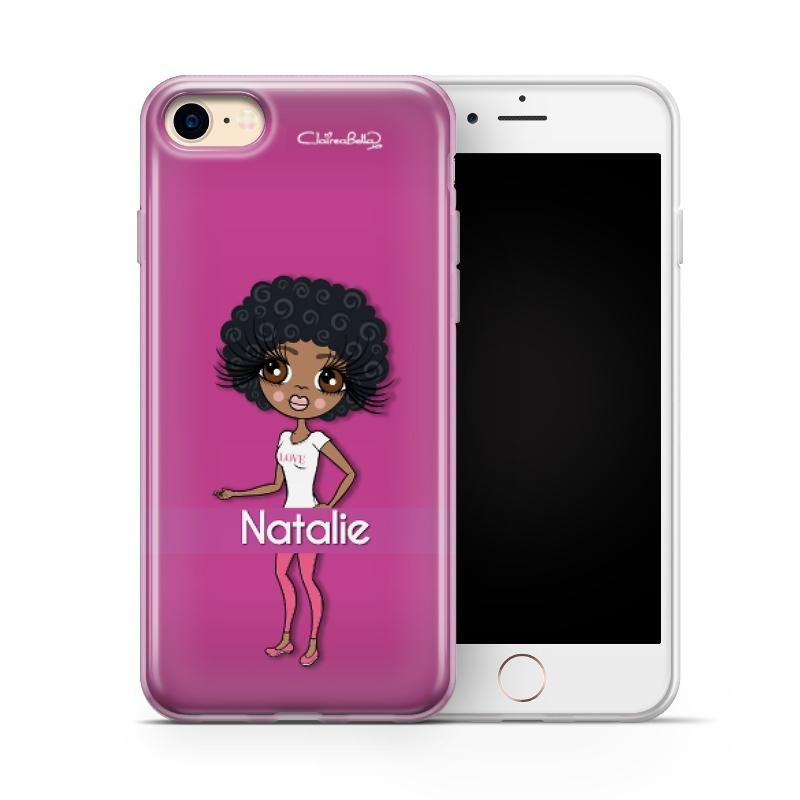 ClaireaBella Color Of Love Phone Case - Image 3