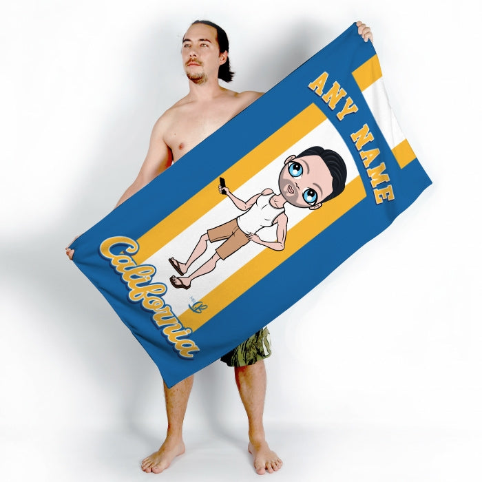 MrCB California Beach Towel - Image 2
