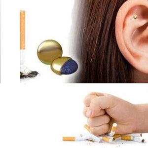 Magnetic Quit Smoking Acupressure Patch