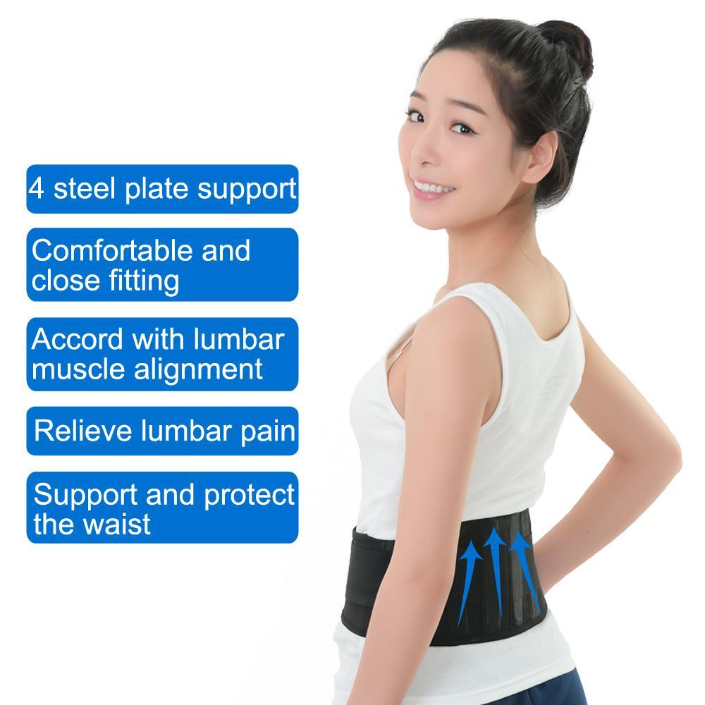 Self-heating With 4 Plate Magnetic Tourmaline Belt
