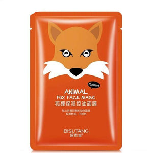 Korean Hydrating Skin Care Animal Face Mask