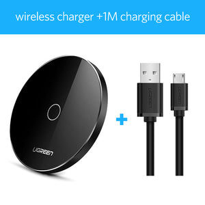 Wireless Charger for HTC, Samsung, SONY, LG, Nokia, Apple