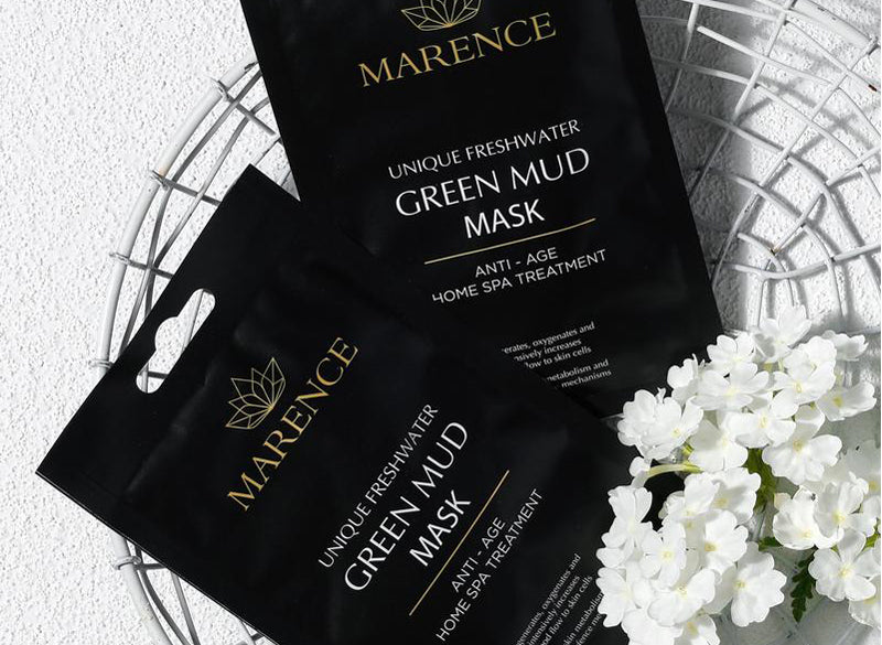 FRESHWATER GREEN MUD FACE MASK