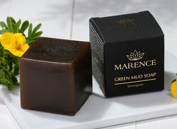 GREEN MUD SOAP - LEMONGRASS
