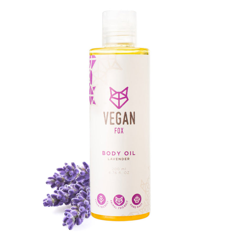 Body Oil - Lavender