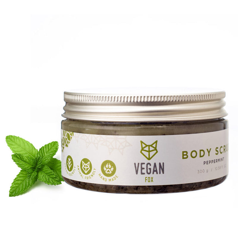 Body Scrub - Peppermint