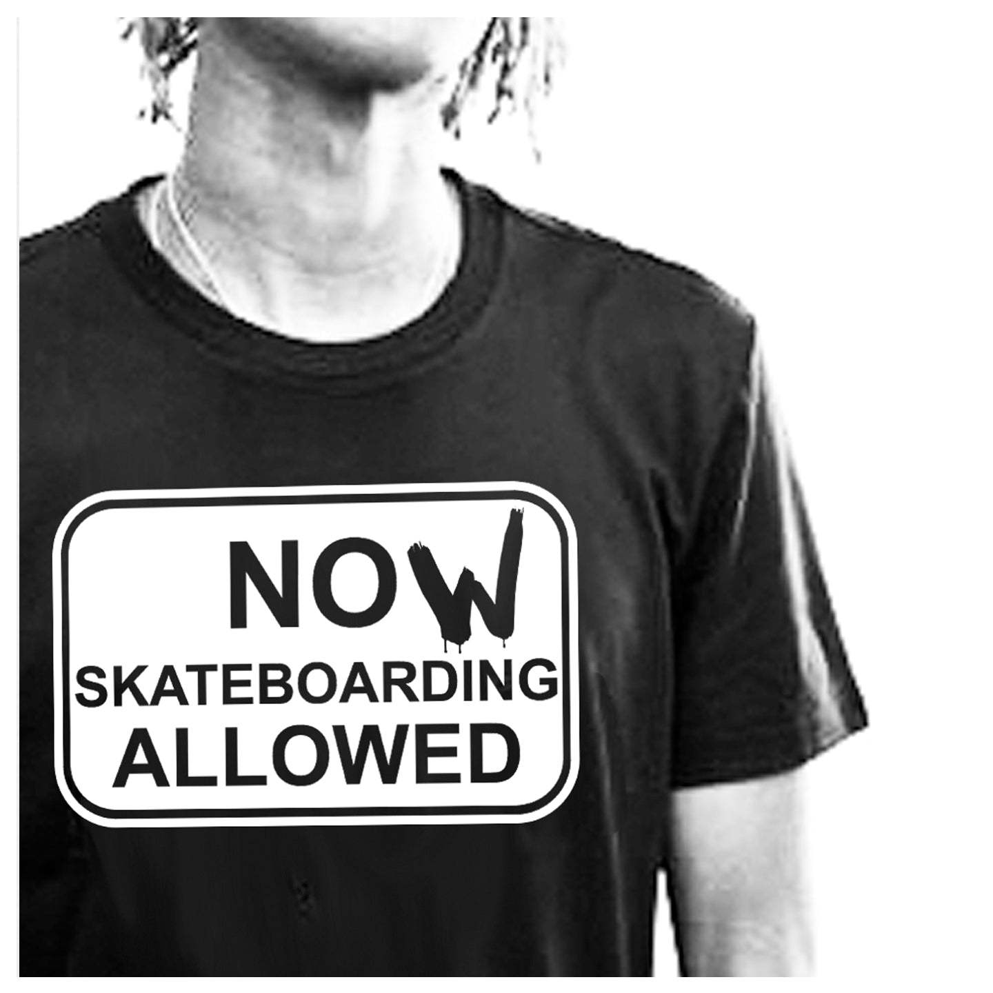 NoW Skateboarding Allowed ...